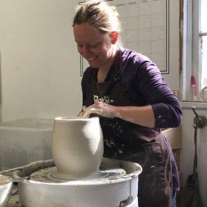Beginning Ceramics / Tuesdays